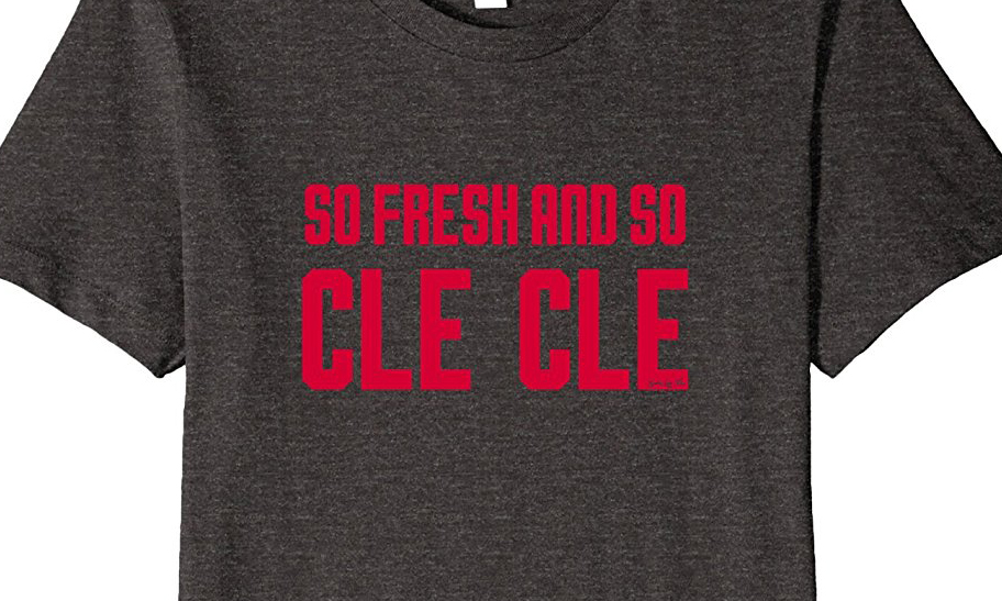 ... Cavaliers Nike Wine 2018 Nba Playoffs Mantra Legend T Shirt. Previous  Next. womens so fresh and so cle cle fun cleveland tshirt medium navy ... 5c127b42b